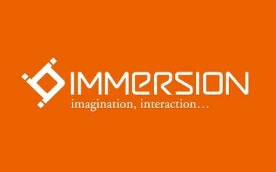 Immersion est une entreprise française spécialisée dans les technologies immersives et collaboratives, telles que la réalité virtuelle, la réalité augmentée, la réalité mixte, et les logiciels de collaboration | X-R Solutions